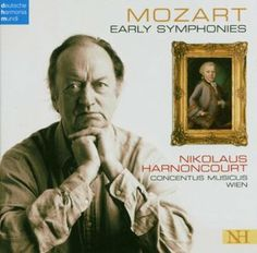 Wolfgang Amadeus Mozart - Early Symphonies (7CD) 2006