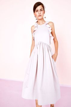 Cecily Dress - Lavender Free Shipping on all U.S. Orders