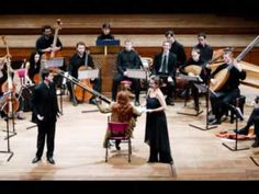 "Philippe Jaroussky and Nura Rial (+Arpeggiata) - ""Pur ti miro"" (Monteverdi)"