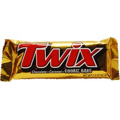 Homemade Twix Bars  35 unwrapped Kraft caramels  1/4 cup water  1 box Nabisco Lorna Doone shortbread  cookies -- (40)  2 bags milk-chocolate chips -- (12 ounce)