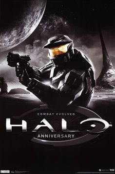 - Halo - Anniversary - art prints and posters