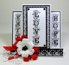 Faith, Hope and Love by scrappigramma2 - Cards and Paper Crafts at Splitcoaststampers