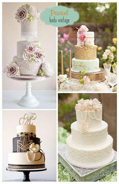 Tortas para bodas es