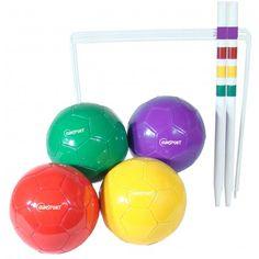 Football croquet - jeu d'adresse