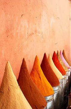 spices... colours