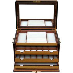 Beautiful custom jewelry box