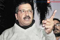 Kejriwal shiver when his aide raided.
