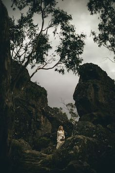 """""""Picnic at Hanging Rock"""" 40th Anniversary Instameet - photograph by @deanraphael"""