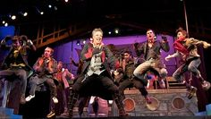 """Punk Rock """"Pirates of Penzance"""" Sharpens Social Satire (went to see this with the folks and bf; it was FANTASTIC)"""