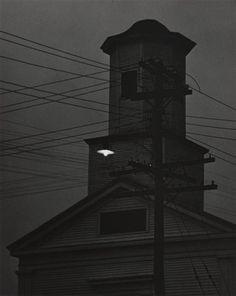 André Kertész, Vermont / Dusk, 1937