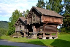 Heddal bygdetun (old farmhouses) - Notodden, Norway Old Farm Houses, Norway, Trip Advisor, Farmhouse, Museum, Cabin, House Styles, Sea, Photos