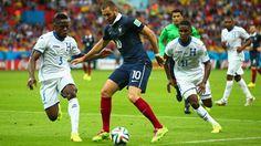 France 3:0 Honduras IS