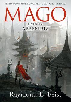 Lançamento destaque: Saga do Mago, volume 1 - Mago Aprendiz, Raymond E. Feist e Saída de Emergência Brasil http://www.leitoraviciada.com/2013/09/lancamento-destaque-saga-do-mago-volume.html