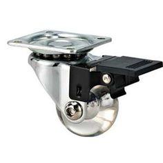 roulettes transparente, roulette transparente pour meubles ... - Roulette Design Pour Meuble