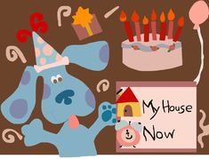 Blues Clues Birthday Invitation by Casey265314 on @DeviantArt Happy Birthday Nick, Donovan Patton, Maisy Mouse, Play Day, Blues Clues, Nick Jr, Just Giving, Live Action, Birthday Invitations