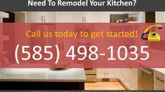 Kitchen Remodeling Rochester NY | (585)498-1035 | Rochester Kitchen Remodeling  https://www.youtube.com/watch?v=yWXzyitzTqA #kitchenremodelingrochesterny