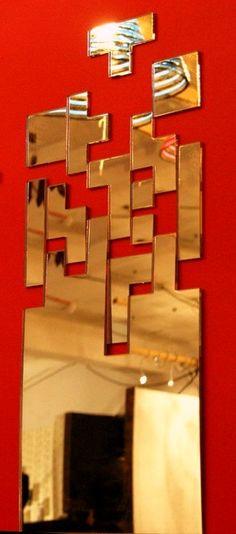 Tetris mirror!