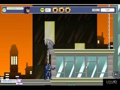 Batman In the Heat of the Night game. Play game at http://www.gahe.com/Batman-In-The-Heat-Of-The-Night-game. Kanjar Ro has built a device that warms the planet Earth. Batman went on a mission to stop that device before it is too late but first he must find the Green Arrow to get help from him in this difficult mission. Are you ready for adventure with Batman and Green Arrow?