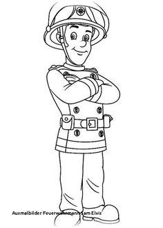 las 8 mejores imágenes de sam el bombero   sam el bombero, bomberos y dibujos para colorear
