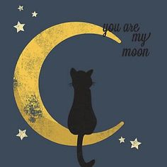 You are my moon