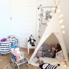 A lucky child will play for hours. #kids #decor
