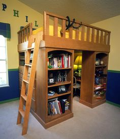 Bunk Beds Wayfair For Kids Full Loft Bed Wood Twin By Donco Furniture Wooden With Steps Stairs And Functional Most
