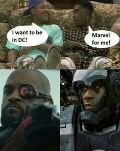 Marvel and DC Comics Images, Memes, Wallpaper and Marvel Dc Comics, Films Marvel, Funny Marvel Memes, Dc Memes, Marvel Jokes, Marvel Heroes, Memes Humor, Marvel Avengers, Funny Comics