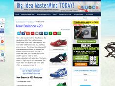 Big Idea MasterMind TODAY!http://www.bigideamastermindtoday.com/new-balance-420-u/