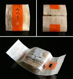 Japanese Packaging Design #3: Gifted With Beauty   PingMag : Art, Design, Life – from Japan