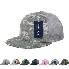 32338b14 11 Best Cool Flat Bill Hats images in 2017   Baseball hats, Cool ...