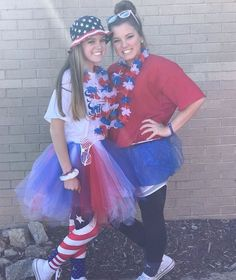 Dress Up Day, Dress Up Outfits, Outfit Of The Day, Blue Outfits, Usa Costume, Old Lady Costume, Costumes, Halloween Outfits, Holiday Outfits