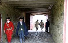 Image result for fortress louisbourg