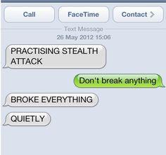 Quietly#dog texts