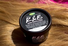 R&B de Lush soin capillaire test & avis