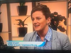 TV3 The Cafe Interview on Imposter Syndrome
