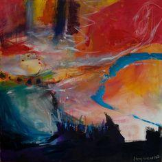 My space2, Anna Hryniewicz_acrylic60cm2015