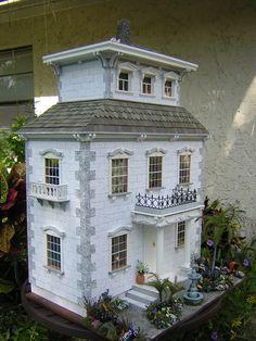 The Sea Captain's House by Robin Carey