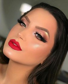 Lipstick, Beauty, Jewelry, Fashion, Makeup Trends, Cara Makeup Natural, Professional Makeup, Cute Makeup Looks, Trends