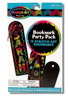 Make your own book mark