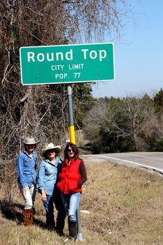 round top, texas. . . home sweet home!