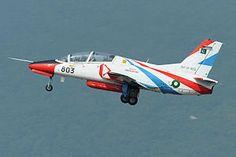 21 November 1990 first flight #flighttest of the Hongdu JL-8 / K-8 Karakorum, Chinese jet trainer