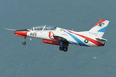 21 November 1990 first flight #flighttest of the Hongdu JL-8 / K-8 Karakorum, Chinese jet trainer