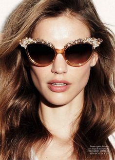 LOOK AT ME | STATEMENT SUNGLASSES