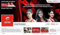 'Join our pit crew' contest is something every auto and F1 enthusiast will be vying for as Airtel offers a once in a lifetime chance through a very special contest. A visit to http://www.facebook.com/airtelf1 will guide fans through the procedure to enter and take part in this contest while final winner will be chosen from among 20 top contestants. The winner will go on to actually be a part of the MERCEDES AMG PETRONAS pit crew.