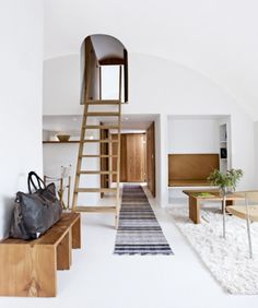 Minimalist And Chic Scandinavian Interior | DigsDigs