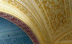 Samode Palace interiors | Samode Palace - Boutique Heritage palace hotel in Jaipur