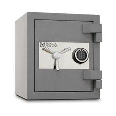 Mesa Safes MSC1916E Safe - 2 Hour Fire High Security Safe - 1.1 Cubic Feet #Gunsafes.com