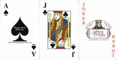 Alta Carta Playing Cards: Anglo-American or International Pattern (4)