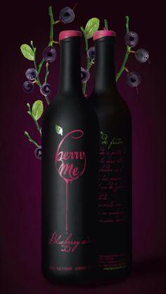 BerryMe BlueBerry Wine