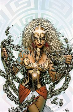 Warrior Woman - Hippolyta (Marvel Comics) - Wikipedia, the free encyclopedia